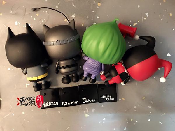 Soap Studio 肥皂游 A Famliy A仔 b.wing 正义联盟 蝙蝠侠,猫女,小丑,小丑女开箱简评 动漫经典 第15张