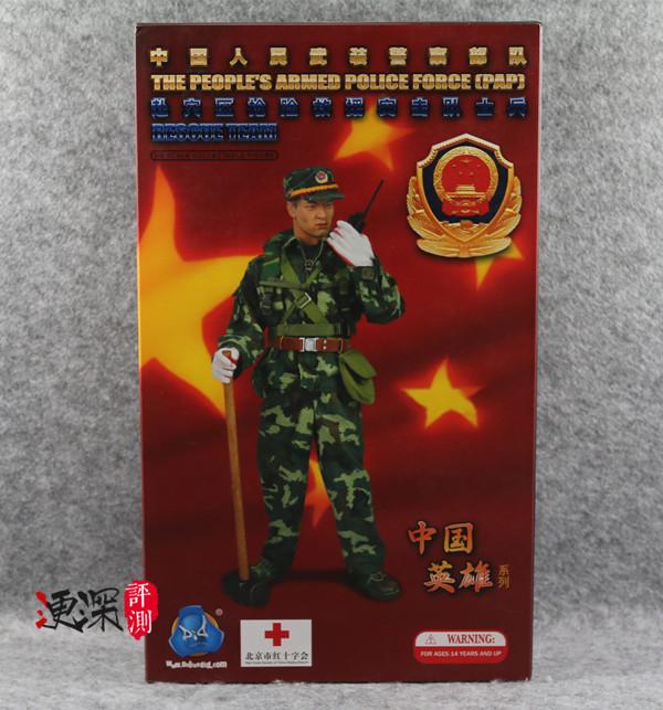 DID 中国英雄 系列 (包含限定卡)汶川9周年 开箱简评 二战和现代军事 第23张