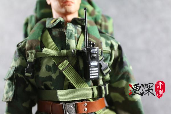 DID 中国英雄 系列 (包含限定卡)汶川9周年 开箱简评 二战和现代军事 第43张