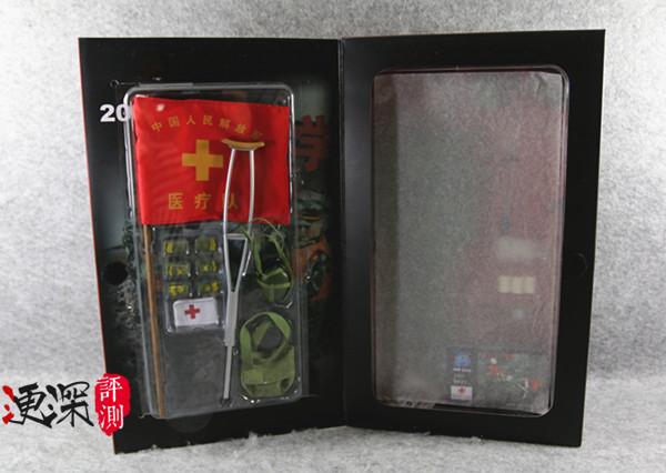 DID 中国英雄 系列 (包含限定卡)汶川9周年 开箱简评 二战和现代军事 第8张