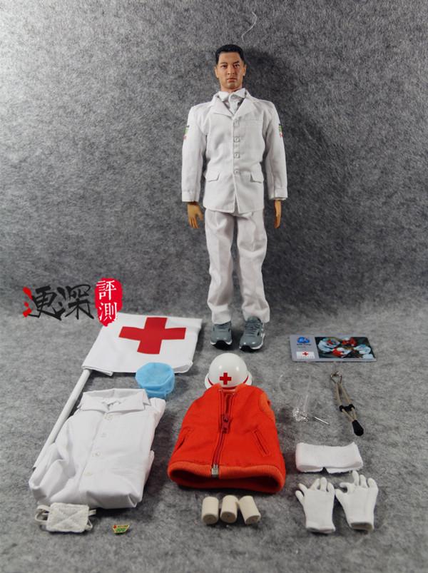 DID 中国英雄 系列 (包含限定卡)汶川9周年 开箱简评 二战和现代军事 第54张
