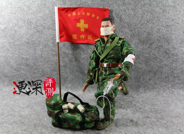 DID 中国英雄 系列 (包含限定卡)汶川9周年 开箱简评 二战和现代军事 第20张