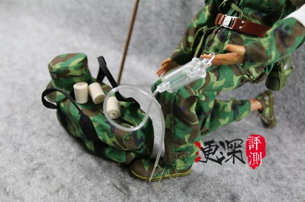DID 中国英雄 系列 (包含限定卡)汶川9周年 开箱简评 二战和现代军事 第21张