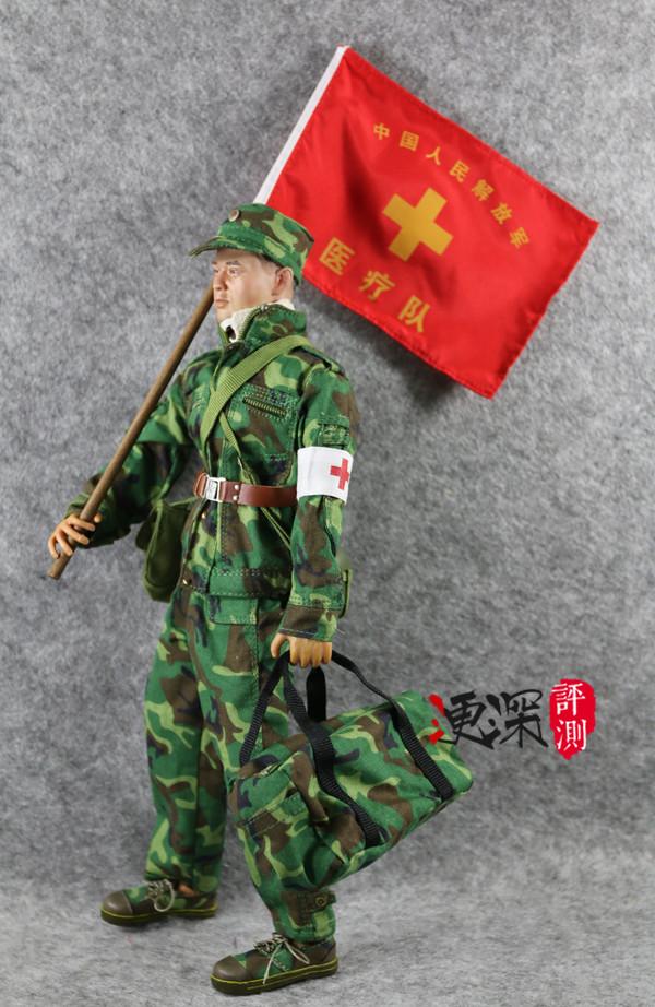 DID 中国英雄 系列 (包含限定卡)汶川9周年 开箱简评 二战和现代军事 第22张