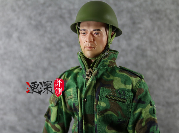 DID 中国英雄 系列 (包含限定卡)汶川9周年 开箱简评 二战和现代军事 第19张