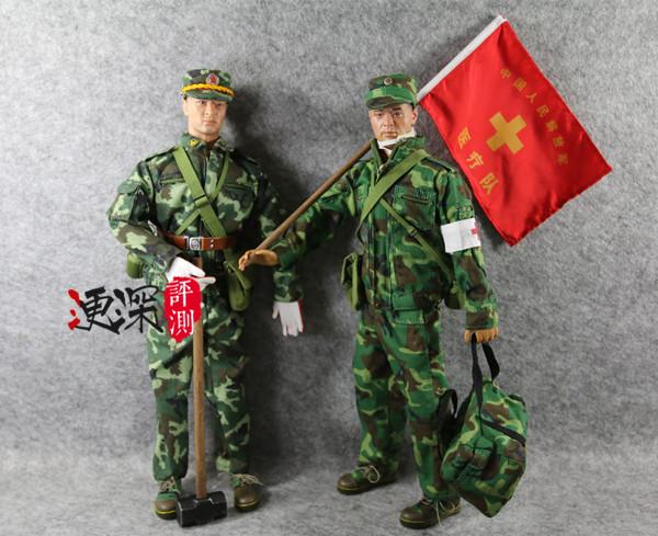DID 中国英雄 系列 (包含限定卡)汶川9周年 开箱简评 二战和现代军事 第47张