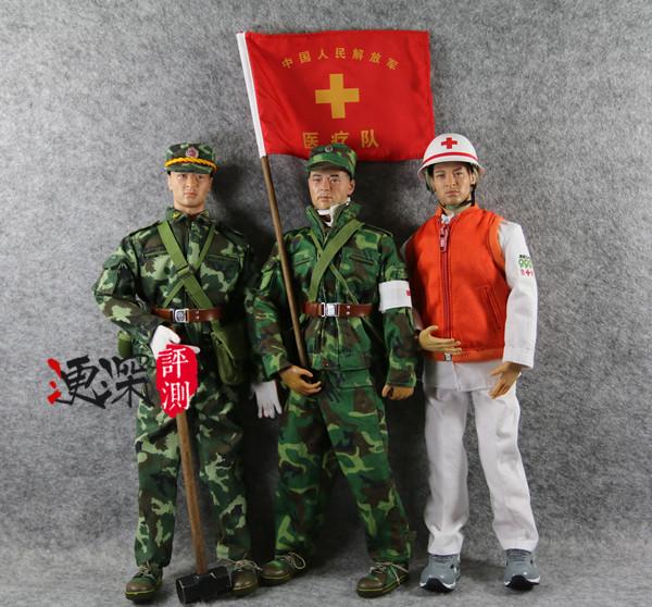 DID 中国英雄 系列 (包含限定卡)汶川9周年 开箱简评 二战和现代军事 第70张