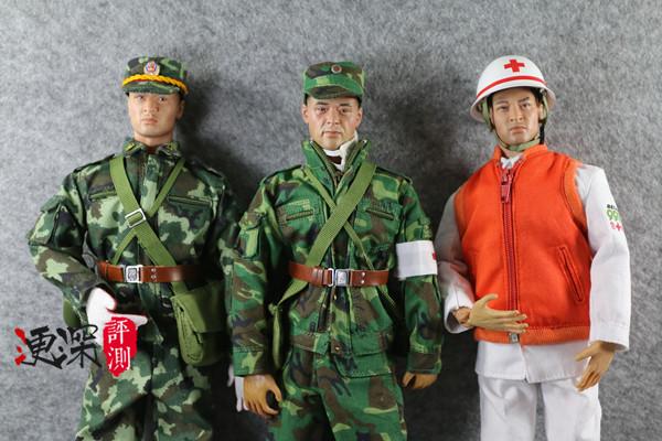 DID 中国英雄 系列 (包含限定卡)汶川9周年 开箱简评 二战和现代军事 第69张